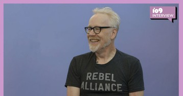 Adam Savage Talks to Us About His Latest Secret Cosplay, Fandom, and More