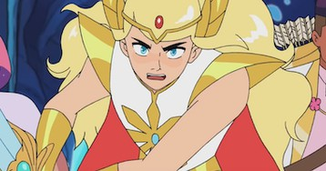 'She-Ra and the Princesses of Power' Adds Non-Binary Character to Season 4