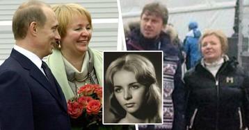 Людмила Путина-Очеретная: развод, новый муж и ФОТО. Что с ней сейчас?