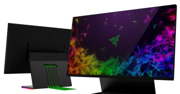 Razer's $700 Gaming Monitor Is Now Available For Purchase