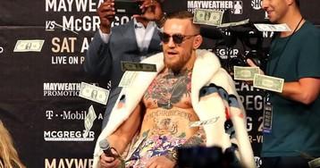 Конор – самый высокооплачиваемый боец в истории UFC. Хабиба нет даже в топ-20