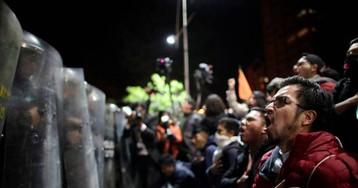 Los retrasos en el recuento desatan protestas en Bolivia en medio de acusaciones de fraude