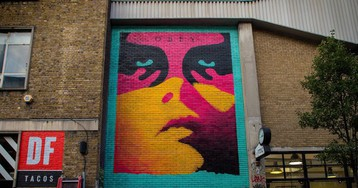 "Streets: Shepard Fairey – ""Shadowplay"" (London)"