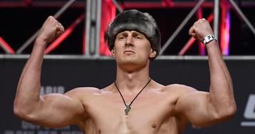 На турнире UFC в Москве Волков подерется с американцем, которого лишили победы из-за ингалятора