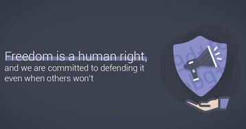 ProtonMail: «Свобода — это право человека и мы будем её защищать, даже когда другие не будут»