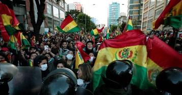 Morales denuncia un golpe y declara el estado de emergencia en Bolivia