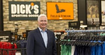 Dick's CEO mulling POTUS bid