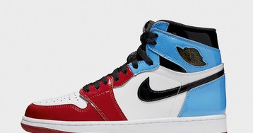 The Patent Leather Air Jordan 1 Combines 3 Popular Colorways