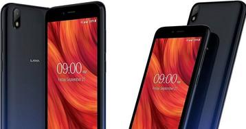 Представлен новый бюджетный смартфон Lava Z41