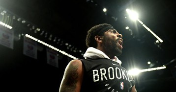Hoo Boy, Kyrie Irving Put On A Show In His Nets Debut