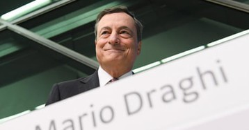 Mario Draghi leaves ECB with gloomy economic warning - as it happened
