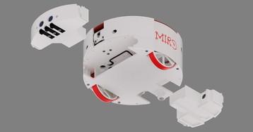 MIRO — открытая платформа indoor-робота. Часть 2 — Конструкция робота