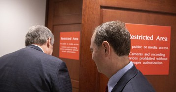 Adam Schiff and the Chamber of Secrets: Inside the Impeachment Dungeon