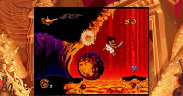 The RetroBeat: Digital Eclipse revisits (and maybe improves) Aladdin for Genesis