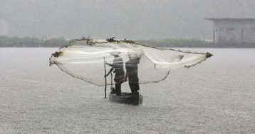 Space tech as inexpensive as a smartphone will now help Indian fishermen navigate cyclones