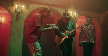 "Watch the Video for Tyga, YG, and Santana's ""Mamacita"" Starring Danny Trejo"