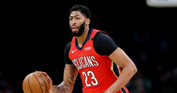 Magic Johnson: 'Everything Would've Fallen Into Place' With Lakers If He'd Signed Anthony Davis