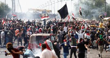 El hartazgo de los iraquíes estalla sin miedo en Bagdad