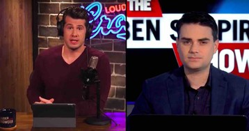Study: Conservatives on YouTube like Ben Shapiro, Steven Crowder, Dennis Prager actually contributing to 'de-radicalization' of 'alt-right'