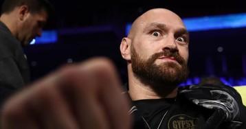 «Конор хочет тренировать меня». Фьюри анонсировал дебют в MMA