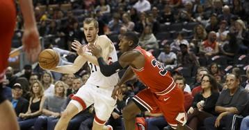 WOLSTAT: Thomas impresses Raptors in first audition vs. Bulls