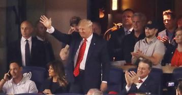 Washington Nationals Crowd Boos President Trump at World Series