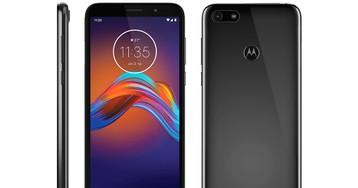 Motorola выпустила смартфон Moto E6 Play