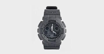 Casio и ASUS представили лимитированную серию часов ROG x G-Shock 2019