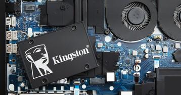 Новый SSD для ноутбуков и десктопов. KC600 — высокая скорость, большой объем