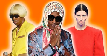 E-Boys, Balenciaga Models & Babushkas: Shop Our Favorite Alternative Halloween Costumes