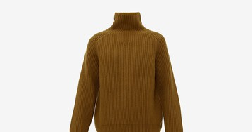 Invest in a Roll-Neck, the Ultimate Fall Layering Tool
