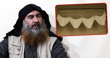 Kurdish General: Informant Stole ISIS Leader al-Baghdadi's Underwear for U.S.