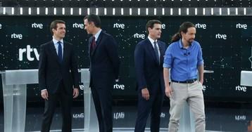 Mediaset se descuelga y RTVE presiona a la Academia: los baches del debate electoral