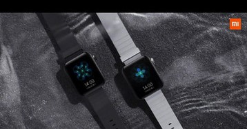 Xiaomi shows no self-restraint, teases Apple Watch-look-alike smartwatch