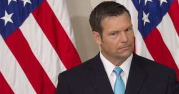 Kobach Resolves Disciplinary Complaint Filed After Voting Rights Trial
