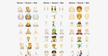 Apple Just Dropped a Host of Gender-Neutral & Inclusive Emoji