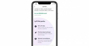 Cheaper Lyft Pink monthly plan revealed with scooter and ride perks
