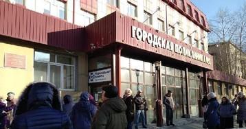 ВТюмени изполиклиники эвакуировано 250 человек из-за подозрительной сумки