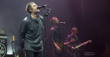 Los MTV premian la trayectoria de Liam Gallagher y lo convierten en 'Rock Icon'