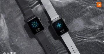 Xiaomi обнародовала подробности о своих новых смарт-часах Mi Watch