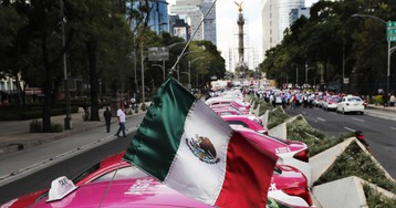 Mexican National Guard to Crack Down on Uber as Drug War Rages