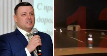 Крымский чиновник устроил летальное ДТП под Москвой