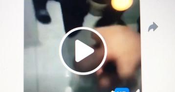 В интернете появилось видео с издевательством над парнем