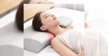Xiaomi представила «умную» подушку с динамиками и массажёром