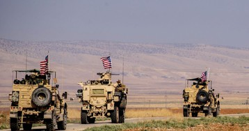 Report: U.S. Military Patrolling Northeast Syria, Kurds Say More to Come