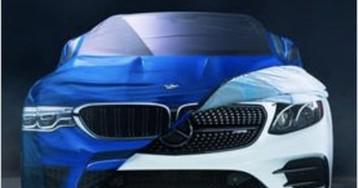In latest prank, BMW ribs Mercedes-Benz with a Halloween joke
