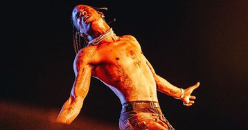 """Travis Scott Connects With Young Thug & Gunna for Official """"Hot"""" Remix"""