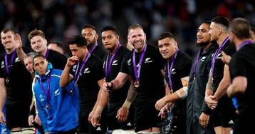 Los All Blacks se consuelan con el bronce
