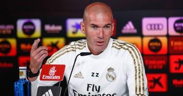 """Zidane, sobre Bale: """"Que venga él a hablar y que diga qué piensa"""""""