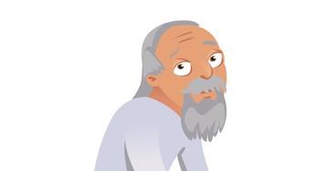 Анекдот про воспоминания столетнего деда